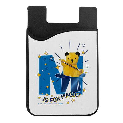 Sooty M Is For Magic Phone Card Holder-Sooty's Shop