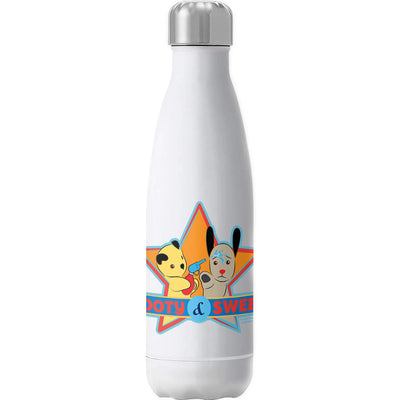 Sooty And Sweep Water Fun Insulated Stainless Steel Water Bottle-Sooty's Shop