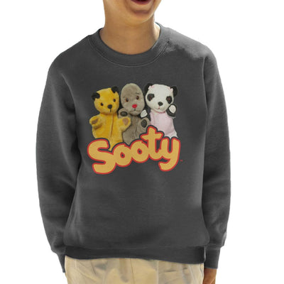 Sooty Sweep & Soo Kid's Sweatshirt-Sooty's Shop