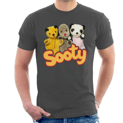 Sooty Sweep & Soo Men's T-Shirt-Sooty's Shop