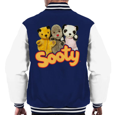 Sooty Sweep & Soo Men's Varsity Jacket-Sooty's Shop