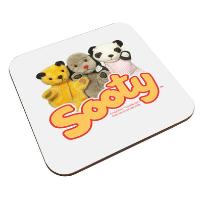 Sooty Sweep And Soo Friends Coaster-Sooty's Shop
