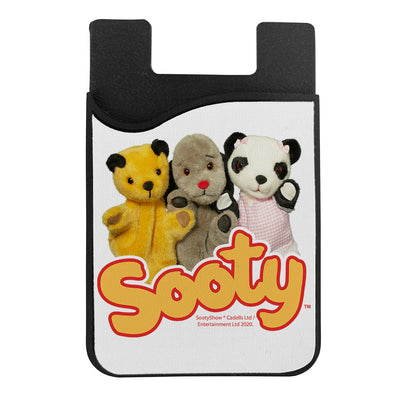 Sooty Sweep And Soo Friends Phone Card Holder-Sooty's Shop