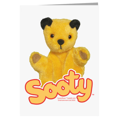Sooty Show A5 Greeting Card-Sooty's Shop