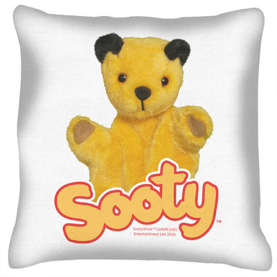Sooty Show Cushion-Sooty's Shop