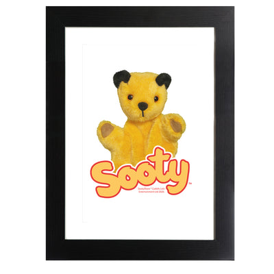 Sooty Show Framed Print-Sooty's Shop