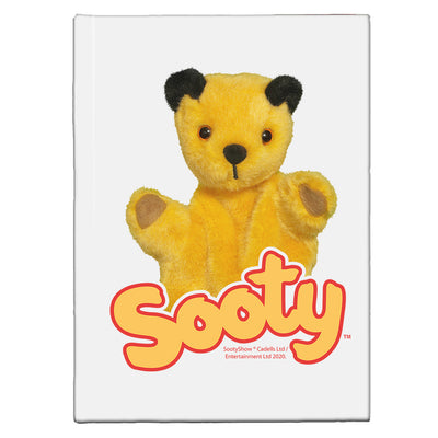 Sooty Show A5 Hardcover Notebook-Sooty's Shop