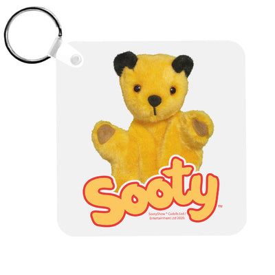 Sooty Show Keyring-Sooty's Shop
