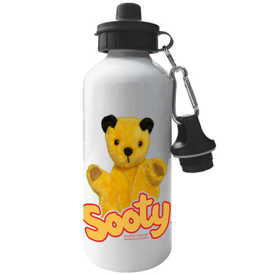 Sooty Show Aluminium Sports Water Bottle-Sooty's Shop