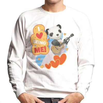Sooty Soo I Love Being Me Men's Sweatshirt-Sooty's Shop