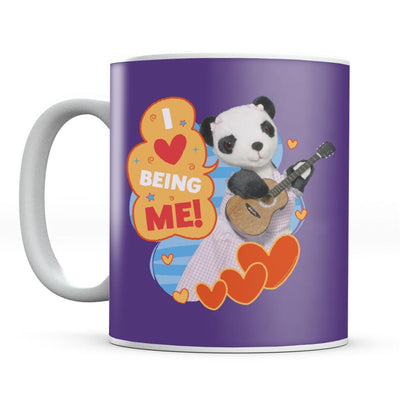 Sooty Soo I Love Being Me Mug-Sooty's Shop