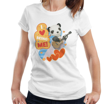 Sooty Soo I Love Being Me Women's T-Shirt-Sooty's Shop