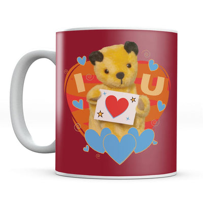 Sooty I Heart You Valentines Mug-Sooty's Shop