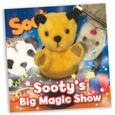 Sooty's Big Magic Show Puppet Book-Sooty's Shop