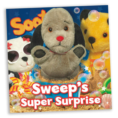 Sweep's Super Surprise Puppet Book-Sooty's Shop