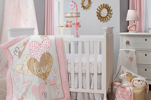 Top Baby Girl Nursery Design Themes for 2019