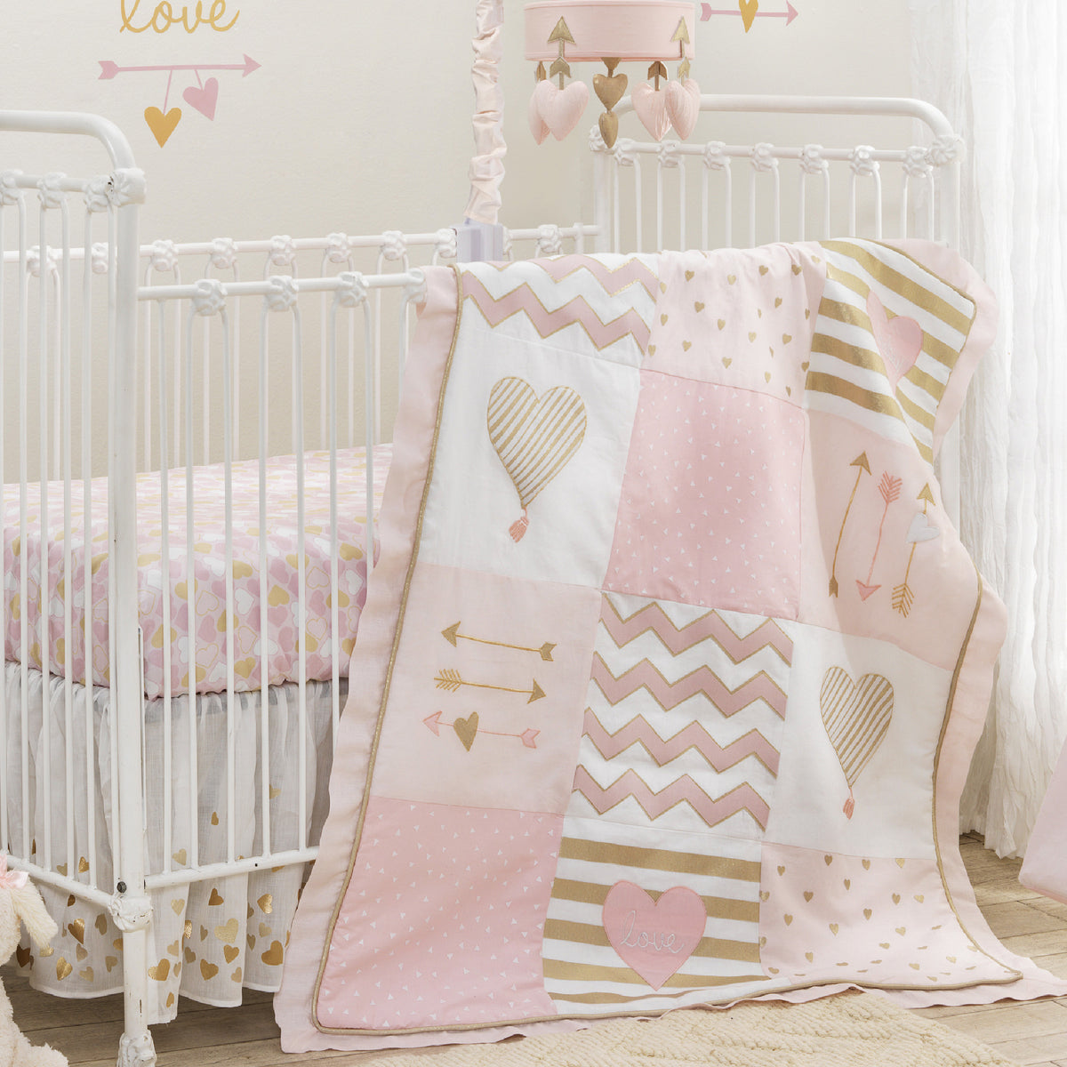 Baby Love Nursery Baby Crib Bedding Collection Lambs Amp Ivy