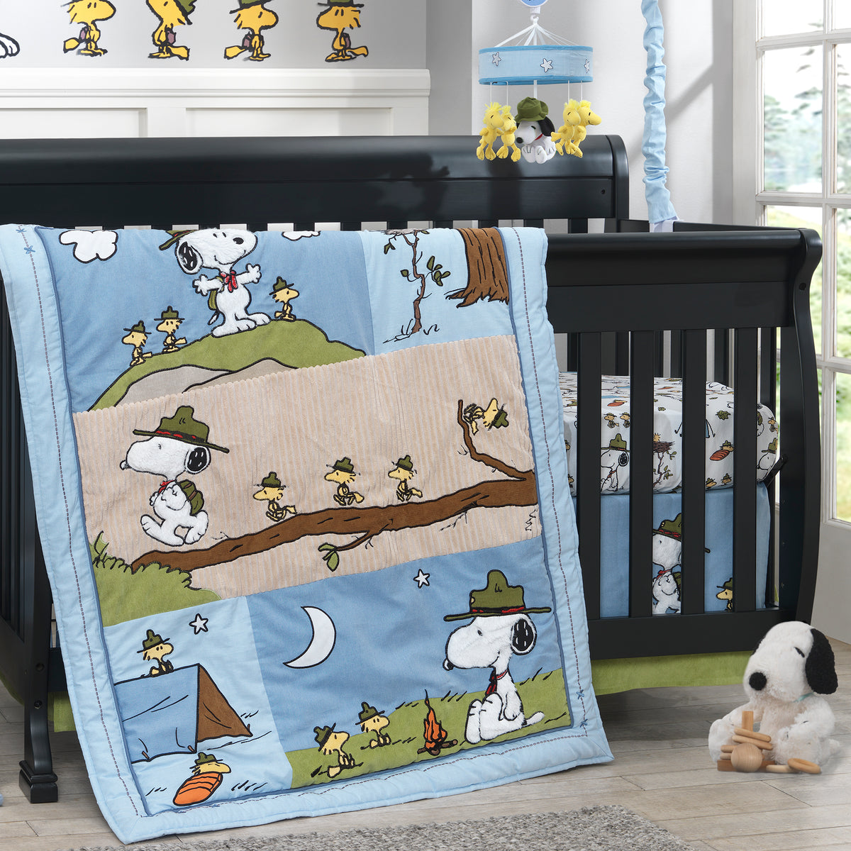 Snoopy S Campout Lambs Amp Ivy