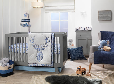 Camo Crib Bedding for Baby
