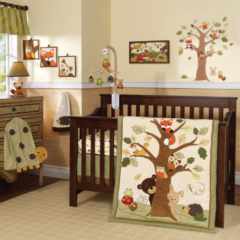 Echo Baby Bedding