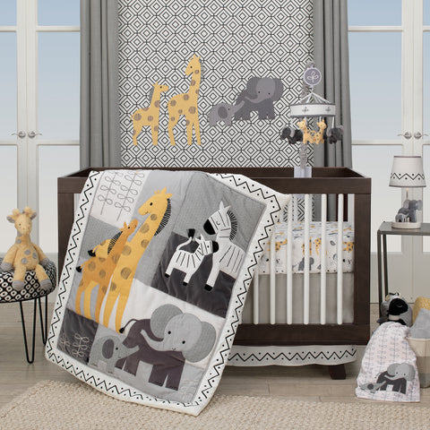 Gray Nursery Decor Ideas