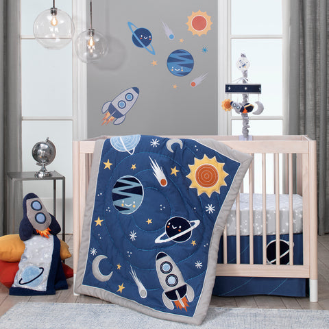 Outer Space Nursery