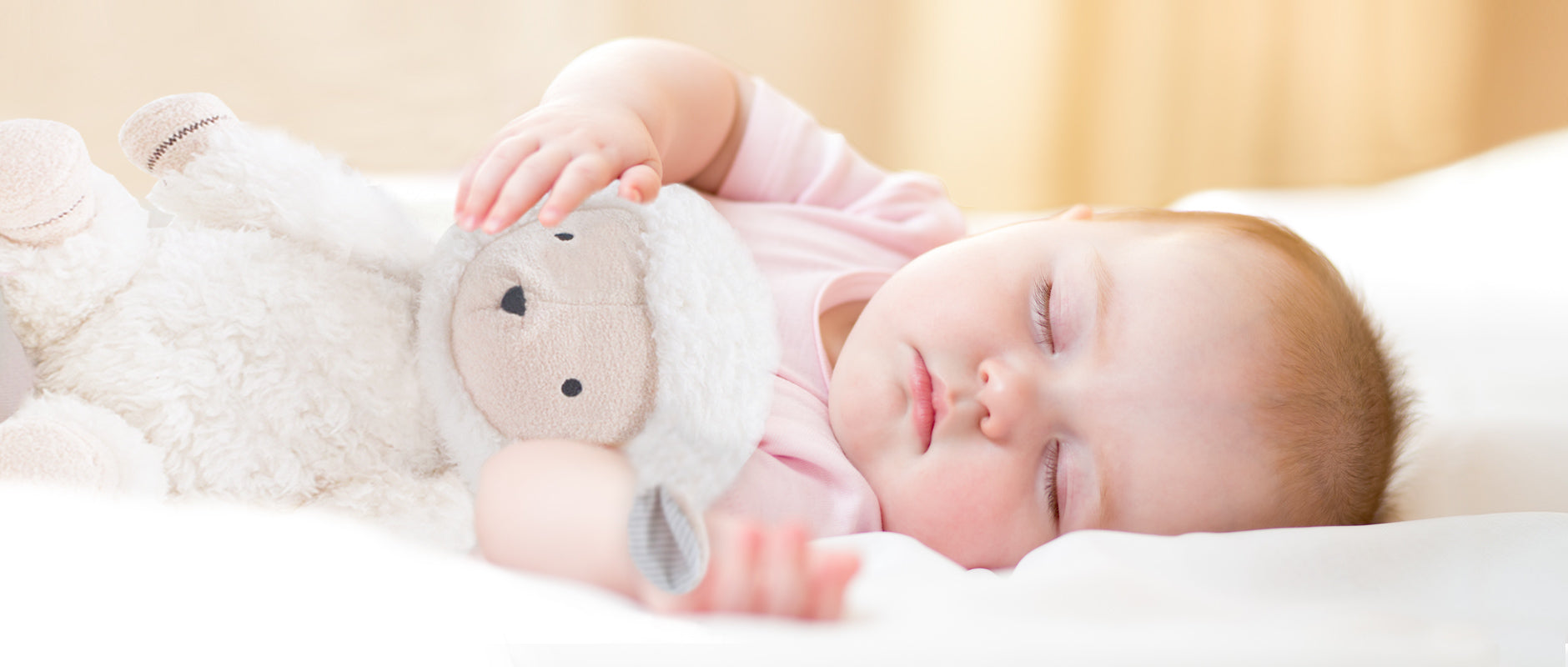 Plush Stuffed Animals with Baby