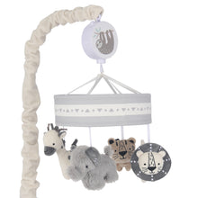 Animal Jungle Musical Baby Crib Mobile - Lambs & Ivy