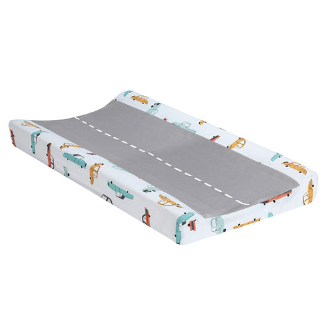 Baby Car Tunes Changing Pad Cover by Lambs & Ivy