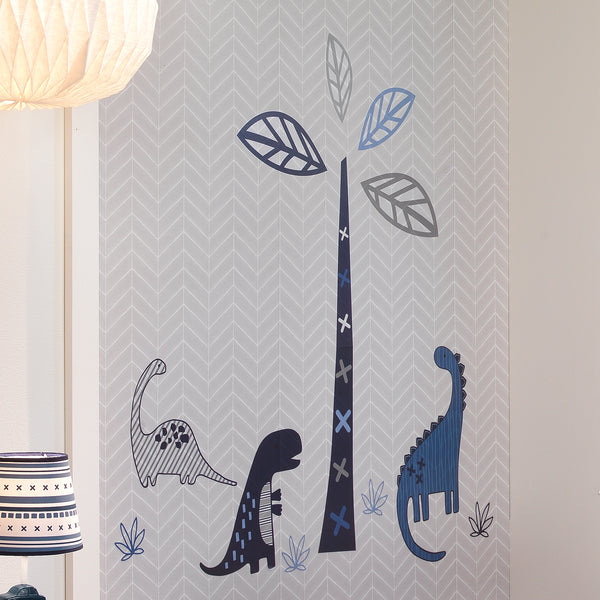 Baby Dino Wall Decals - Lambs & Ivy