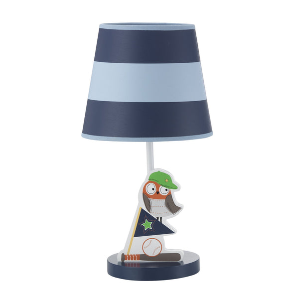 Baby League Lamp with Shade & Bulb by Bedtime Originals