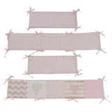 Baby Love 4-Piece Crib Bumper by Lambs & Ivy
