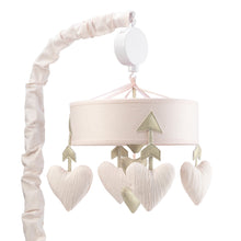 Baby Love Musical Baby Crib Mobile - Lambs & Ivy