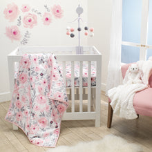 Blossom 3-Piece Mini Crib Bedding Set by Bedtime Originals