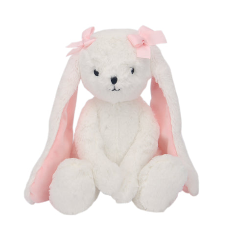 Blossom Plush Bunny - Snowflake by Bedtime Originals