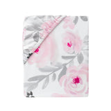 Blossom Baby Fitted Crib Sheet by Bedtime Originals