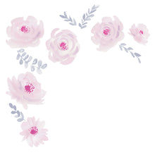Blossom Floral Wall Decals - Lambs & Ivy