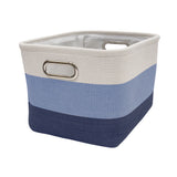 Blue Ombre Nursery Storage Baskets - 2 Pack by Lambs & Ivy