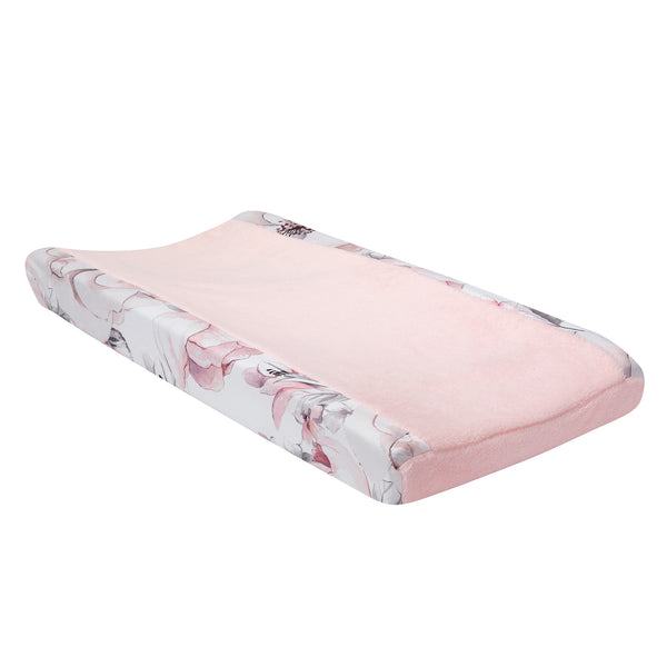 Signature Botanical Baby Changing Pad Cover - Lambs & Ivy