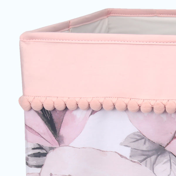 Signature Botanical Baby Storage/Hamper by Lambs & Ivy