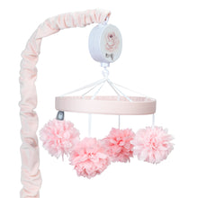 Signature Botanical Baby Musical Baby Crib Mobile - Lambs & Ivy