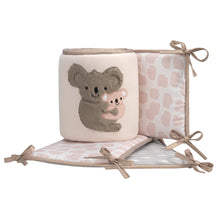 Calypso 4-Piece Crib Bumper by Lambs & Ivy