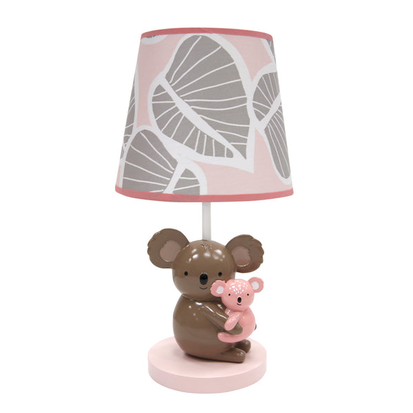 Calypso Lamp with Shade & Bulb by Lambs & Ivy