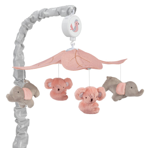 Calypso Musical Baby Crib Mobile by Lambs & Ivy