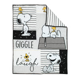 Classic Snoopy 3-Piece Crib Bedding Set by Lambs & Ivy