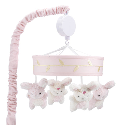 Confetti Musical Baby Crib Mobile - Lambs & Ivy
