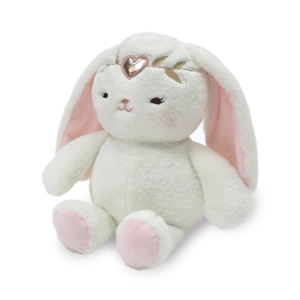 "Confetti Plush Bunny 10"" Pixie by Lambs & Ivy"