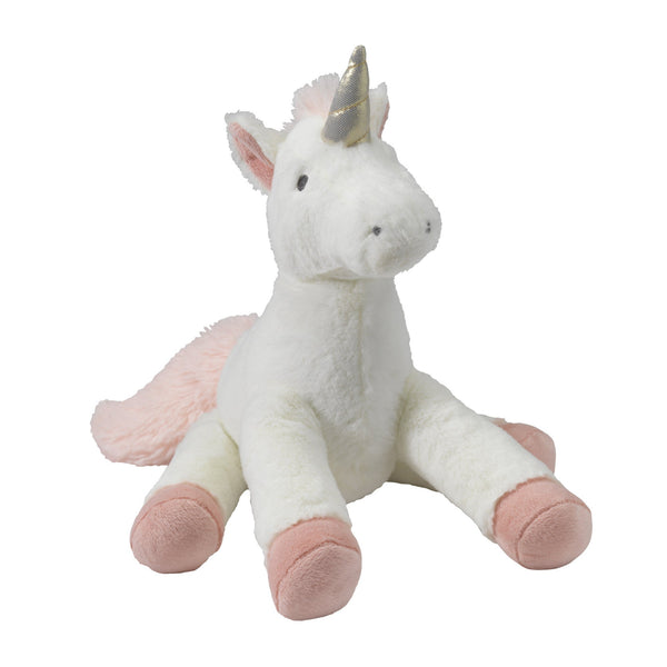 "Dawn Plush Unicorn 12"" Penelope - Lambs & Ivy"