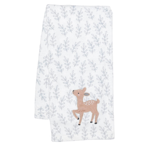 Deer Park Baby Blanket by Bedtime Originals