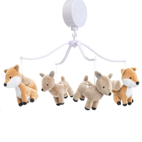 Deer Park Musical Baby Crib Mobile by Bedtime Originals